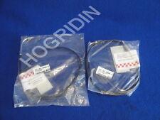 Barnett 101-35-40009 +6 black vinyl idle throttle cable Honda vt1100 sabre