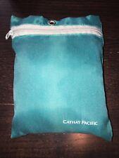 Cathay Pacific Airlines Amenity Socks Eye Mask Bag