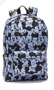 Disney Store Mickey Mouse Brand New Backpack Travel Bag School Gym Rucksack