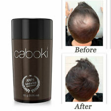 Caboki Hair Building Fiber 30g Brown Black Building/Thickening Fibers Powder