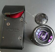 Tamron 35-135 mm f3.5-4.5 Adaptall-2 model 40A with case