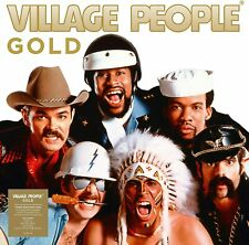 THE VILLAGE PEOPLE - Gold - Very Best Of - Greatest Hits Vinyl LP Record NEW