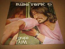 """Dado Topić i Tajm """" Kad Jednom Otkrijem Čoveka U Sebi """" 7"""" SINGLE P/S 1975"""