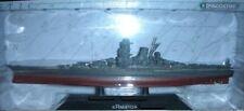 1:1250 Yamato Japan Battleship WWII Diecast Model IXO & Magazine DeAgostini