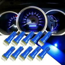 10x Blue Instrument Panel Cluster Dash Lamp 74 70 37 17