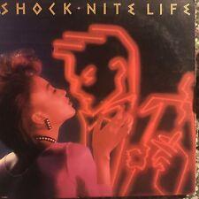 SHOCK • Nite Life • Vinile Lp • 1983 FANTASY
