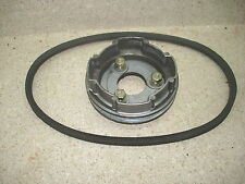 1985 85 84? 86? YAMAHA PHAZER 480 PZ480 FAN BELT DRIVE PULLEY