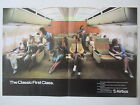 2/1984 PUB AIRBUS INDUSTRIE AIRBUS A300 A310 AIRLINER FIRST CLASS ORIGINAL AD