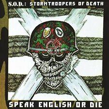 S.O.D. - Speak English or Die (30th Anniversary Edition) [New Vinyl LP] Annivers