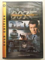 Le monde ne suffit pas DVD NEUF SOUS BLISTER Collection James Bond N°4
