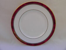 ROYAL WORCESTER medici Ruby LATERALE / TEA pLATE 15,5 cm.