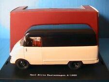 OPEL BLITZ KASTENWAGEN A 1960 BEIGE BLACK STARLINE 530545 1/43 TOLEE BISANG