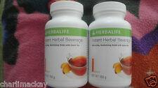 Herbalife Instant Herbal Beverage Tea PEACH x 2 100g EXP: 10/18