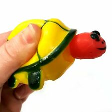 Squeezy Pop Head Turtle Toy - Sensory Toy Fiddle Fidget Stress Autism ADHD