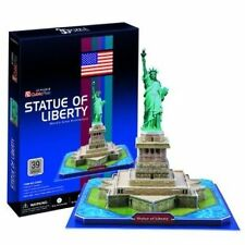Statue of Liberty 39pc 3d Puzzle Factory