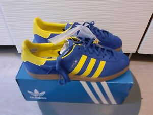 Adidas Stockholm UK size 9 H01819, BNIBWT