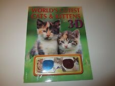 Worlds Cutest Cats and Kittens in 3D