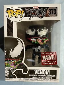 FUNKOPOP! LEAPING VENOM 373 MARVEL COLLECTORS CORPS