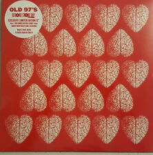 """OLD 97'S 12"""" white vinyl etched RSD NEW STILL SEALED Off My Mynd/Terlingua llp"""