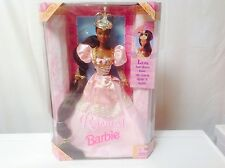 1997 DISNEY RAPUNZEL Barbie By MATTEL 18164 African American / Black Doll Nrfb