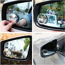 1PC Car Rearview Blind Spot Side Rear View Mirror Convex Wide Angle Adjustable