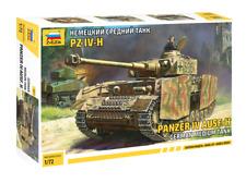 Zvezda 1 72 5017 Panzer IV Ausf.h (sd.kfz.161/2)