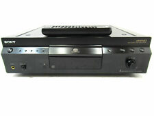Sony SCD-XA9000ES SACD Raro Super Audio Compact Disc CD Reproductor Con Remoto