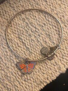 Alex ani butterfly bracelet