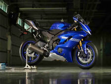 NT Blue Fairing Fit for Yamaha 2017 2018 YZF R6 Injection Molded Bodywork a004