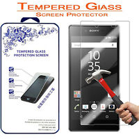 For Sony Xperia Z5 5.2'' HD Tempered Glass Screen Protector