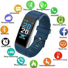 Color Touch New ID115 Plus Watches Kids Digital  Running Sport Watch For Boys Gi