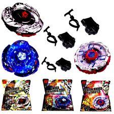 3x discos para Beyblade Burst metal Masters metal fusion zero-g de pesca