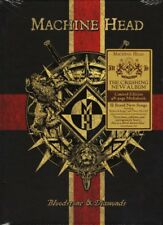 Machine Head ~ Bloodstone & Diamonds ( 48 Page Mediabook version ) NEW SEALED CD