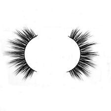 Fashion 100% Real Mink Soft Long Natural Thick Makeup Eye Lashes False Eyelashes
