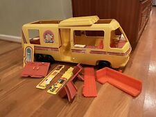 Vintage Barbie Star Traveler Gmc Eleganza Ii Camper Motor Home Rv Bus Parts Lot