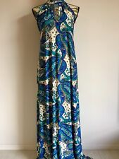 "BNWT ""PRETTY YOUNG THING"" STRETCHY MAXI CASUAL DRESS SIZE S MADE IN USA"