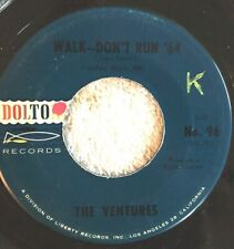 "THE VENTURES ""WALK-DON'T RUN"" #96 DOLTON 1964"