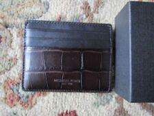 de76c4fc76e840 Michael Kors Card Case Wallets for Men for sale   eBay