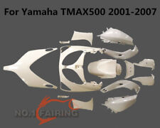 ABS Plastic Bodywork Fairing Kit for Yamaha 2001-2007 TMAX500 T-MAX500 Unpainted
