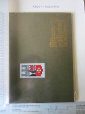 Berlin Archiv Edition N 1071E Album von Rixdorf 1910 Buch
