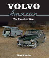 Volvo Amazon Complete Story 121 122S 123Gt  Estate Wagon Coupe Four Door Book