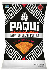 Paqui HAUNTED GHOST PEPPER 2 Bags Paqui ONE CHIP CHALLENGE (7 Oz + 2 Oz Bag)