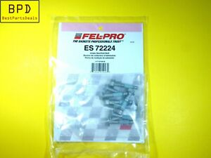 96-13 GM 4.3L 5.0L 5.7L LOWER Intake Manifold Bolt Set FEL-PRO ES 72224
