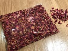 Dried Rose Petals for Wedding Confetti 100% Natural - 50g