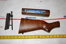 "MOSSBERG 500 / MAVERICK 88 STOCK & FOREARM WOOD SET 12 GAUGE 6 3/4"" STYLE"