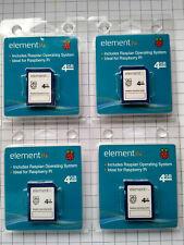 4 x 4GB SD Card Samsung