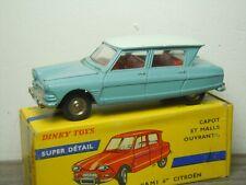 Citroen AMI 6 - Dinky Toys 557 France 1:43 in Box *38635
