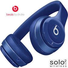 Écouteurs bleu, de la marque Beats by Dr. Dre