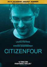 DVD: Citizenfour, Laura Poitras. New Cond.: Edward Snowden