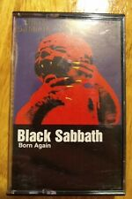 Black Sabbath 'Born Again' Cassette 1983 Warner Bros. Records (WB23978-4)